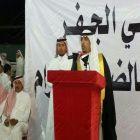 الشيخ سعدون الحمد الخمسان يحتفي بالشيخ مهنا حمود الرخيص