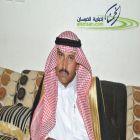 مقبل عيد فرحان الخمسان ألف مبروك الزواج